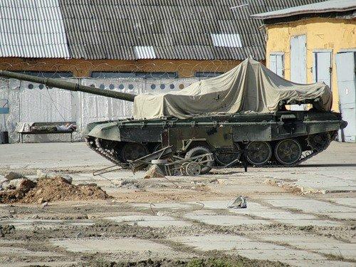 가끔 T-95 이라고 올라오는 심령사진.Rus