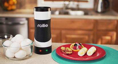 Rollie : 계란을 요리하는 새로운 방법