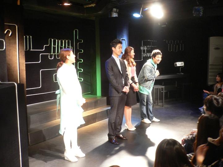 연극 작업의 정석 2탄 - 선수의 탄생