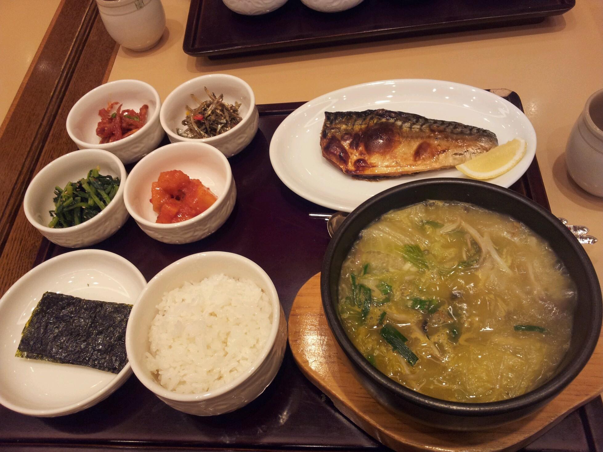 trip to jeju: The Shilla Jeju 2 (breakfast at..