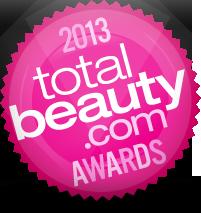 Total Beauty.com의 어워드