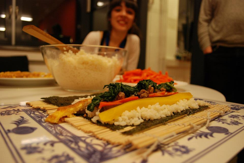 고양이맞이잔치/유럽인들이 좋아해준 한국음식?