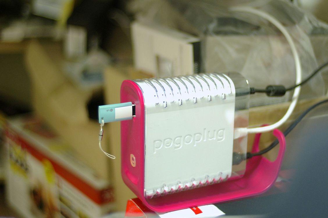 자그마한 개인 서버... pogoplug E02