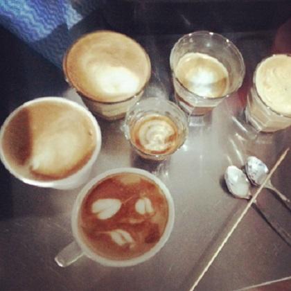 커피, 쓰거나 혹은 달콤하거나
