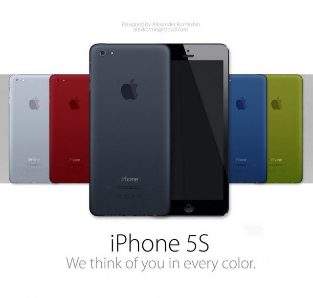 아이폰 5S가 9월쯤 나올거라는 소식이 돌더군요.