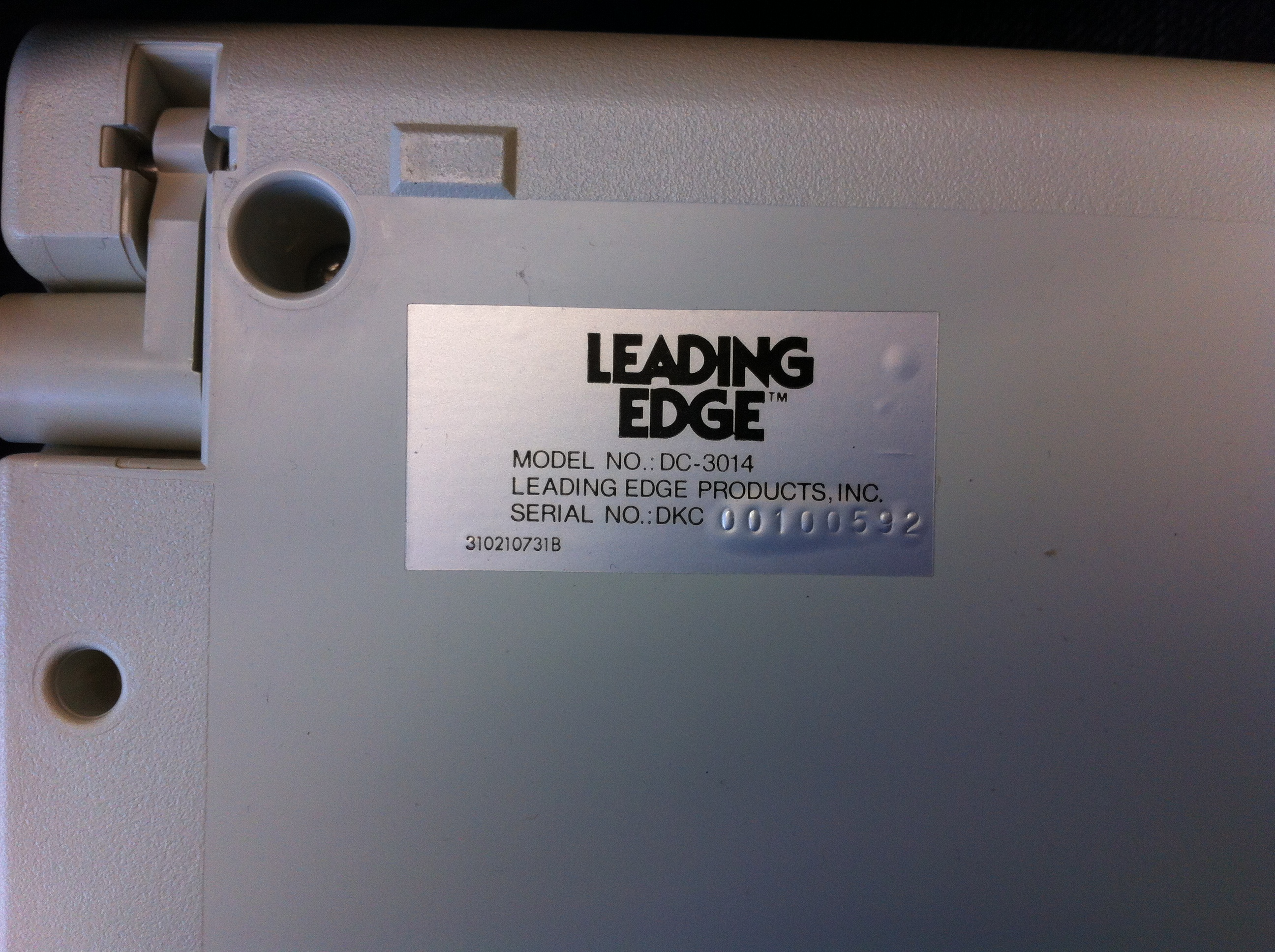 Leading Edge DC-3014 Alps Blue SW