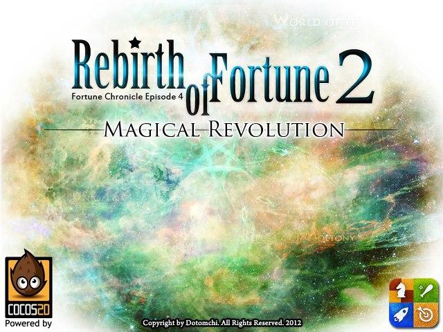 전략택틱스RPG게임 Rebirth of Fortune 2: Magic..