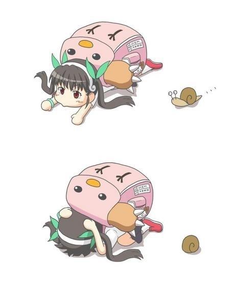 하치쿠지 마요이 쨩 너무 귀여워어어어어어어어!