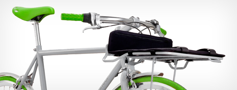 자전거 한 대를 사면 한 대는 기부하는 Porteur