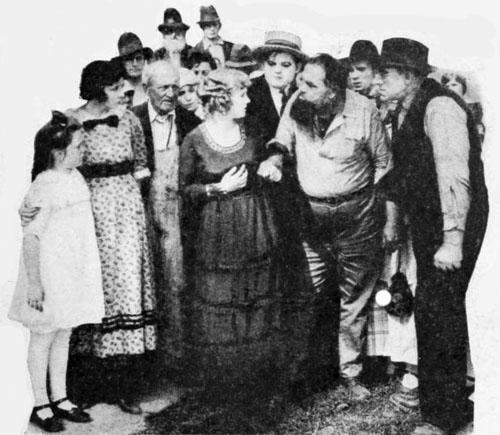 무성영화 빨강머리 앤(1919) 포토플레이 매거진 사진