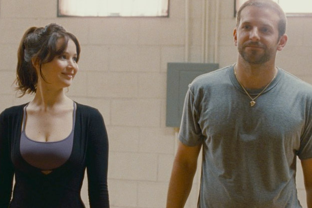 [Silver Linings Playbook] I miss you so ..