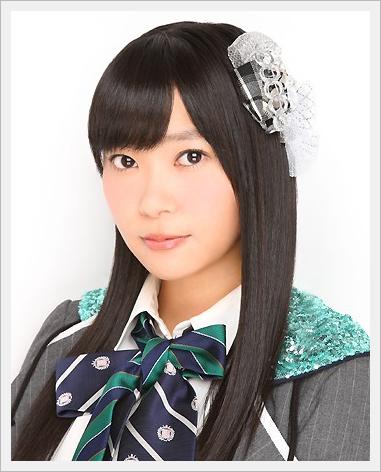AKB48 제 5 회 선발 총선거 첫 선거에서 사시하라 리노..