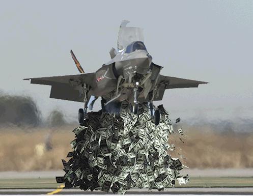 전투기 가격이 비싸기 때문에...