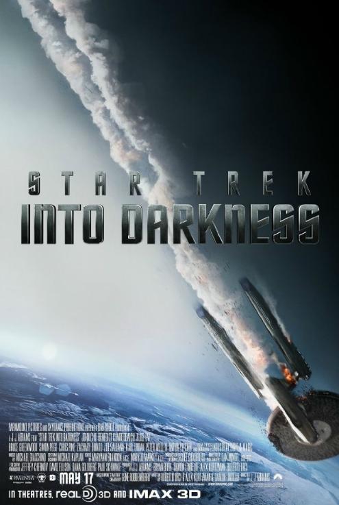 [영화] 스타트랙 다크니스 (Star Trek Into Dark..