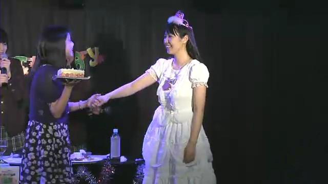 오오츠보 유카 생일 이벤트에서 미카시가 유카칭에..
