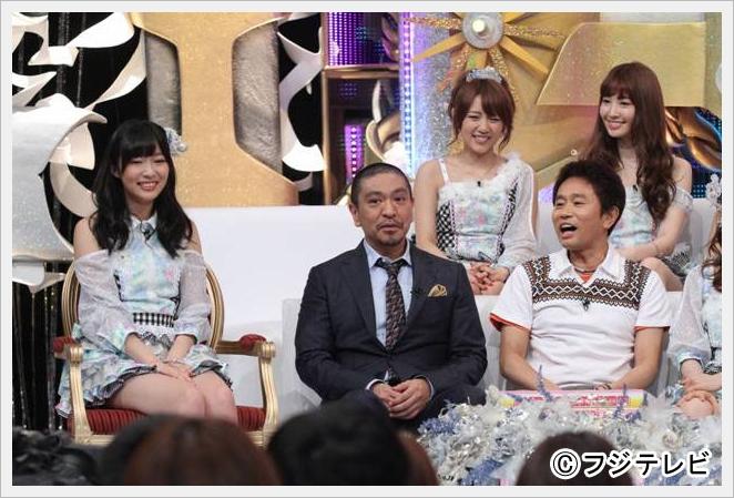 'HEY! HEY! HEY!' 부활! AKB48·사시하라 리노의..