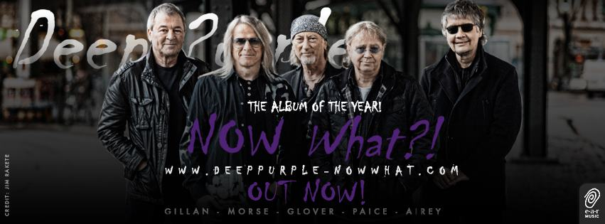 [Review] Dedicated To Jon Lord, Deep P..