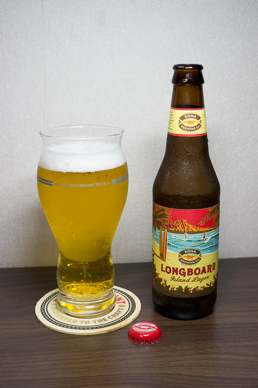 Kona Long Board Island Lager
