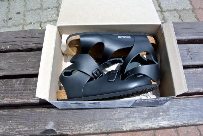 버켄스탁 아테네 블랙 구매(부제-국민신발 나도 ..