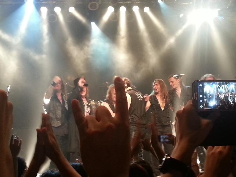 20130612 Helloween & Gamma Ray 내한 공연