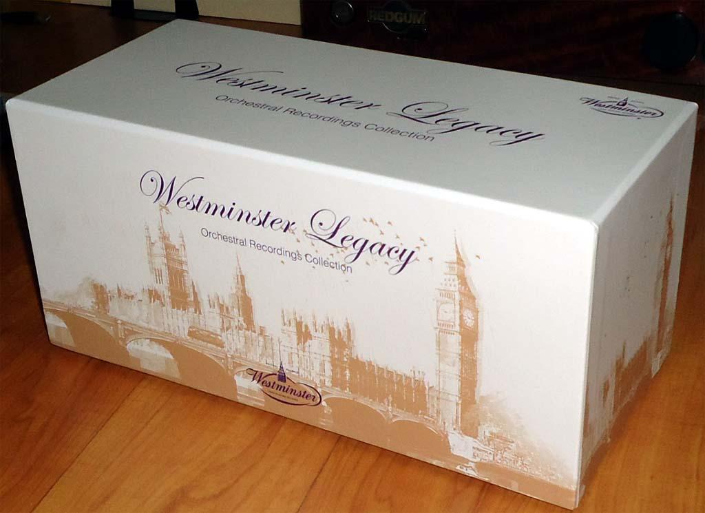 Westminster Legacy II ; 관현악곡 녹음 (Unive..