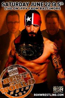 ROH 베스트 인 더 월드 2013 레슬링 옵저버 별점
