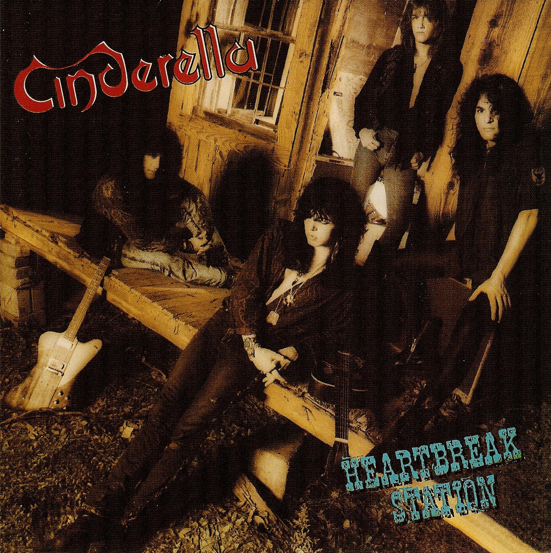 Cinderella - Dead Man's Road