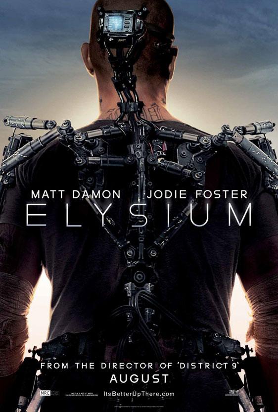 """""""Elysium"""" 새 트레일러입니다."""