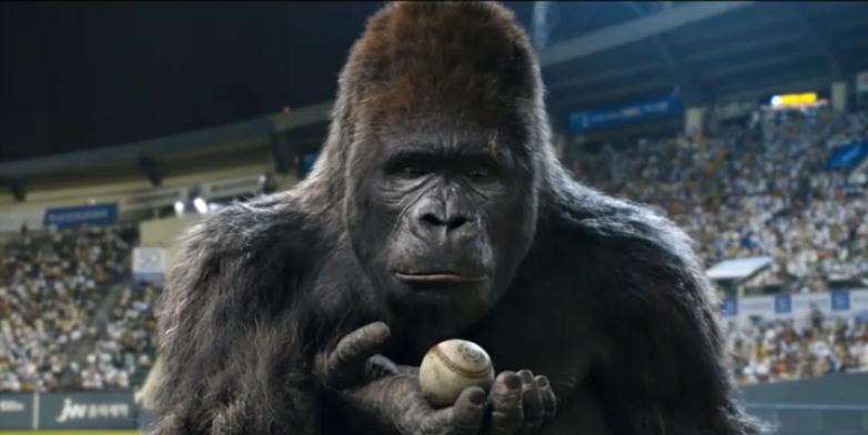 미스터 고 1. 진화와 야구, 그리고 인간.