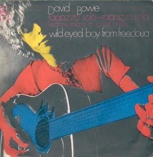 David Bowie - Ragazzo Solo, Ragazza Sola