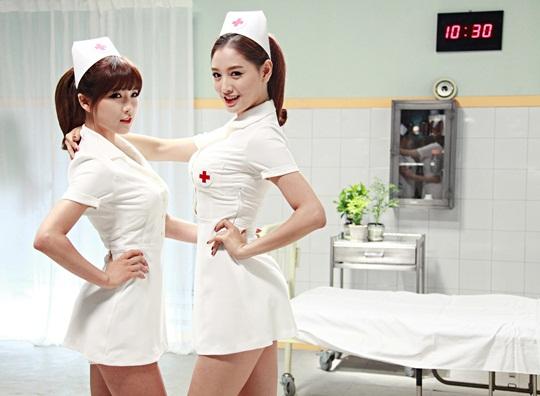 아찔한 간호사