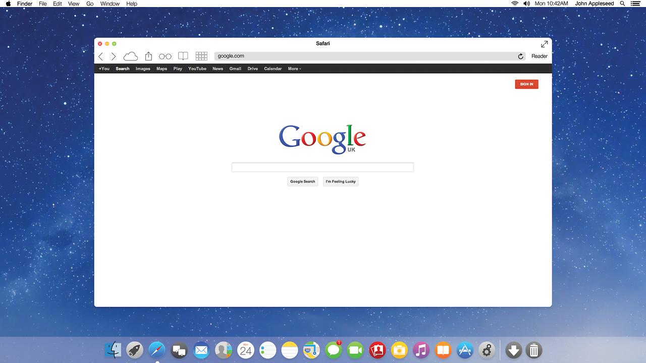 OS 11의 예상 모습이 나왔는데 말이죠......