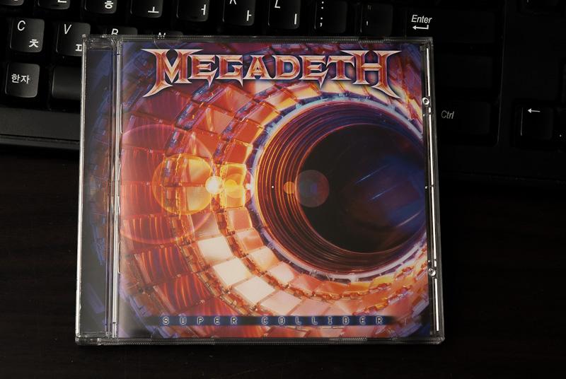 Super Collider - Megadeth / 2013
