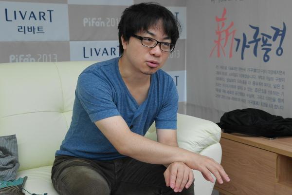 '언어의 정원' 신카이 마코토 감독 인터뷰
