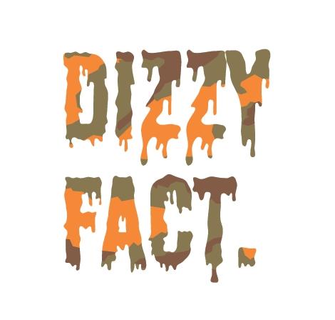DIZZY FACT.(camo ver.)