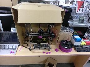 너희들, 이제 좀 있으면 6만엔으로 3D 프린터 살 수..