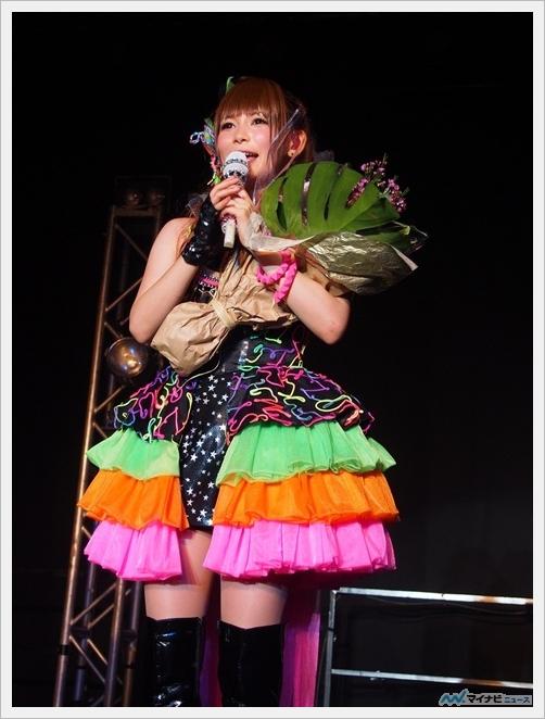 """나카가와 쇼코, 홍콩에서 두 번째 단독 라이브! """"홍.."""