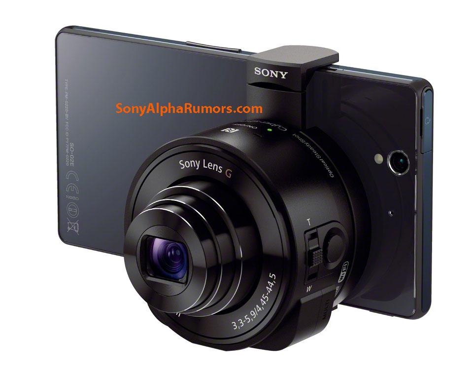 소니에서 아이폰을 하이엔드 카메라로 바꿀 수 있는..