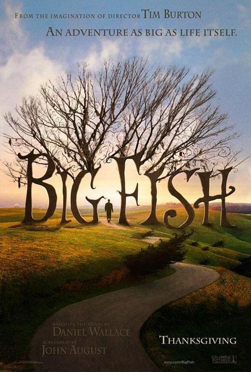빅 피쉬, Big Fish, 2003