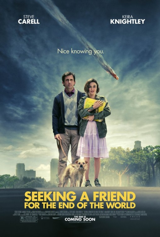 세상의 끝까지 21일, Seeking a Friend for the En..