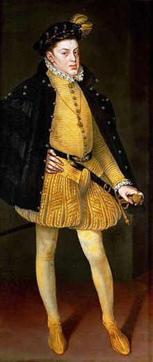 [천일자담] 돈 카를로스 왕자 : 펠리페 2세에게는 ..