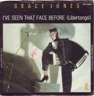 Grace Jones - I've Seen That Face Before (..