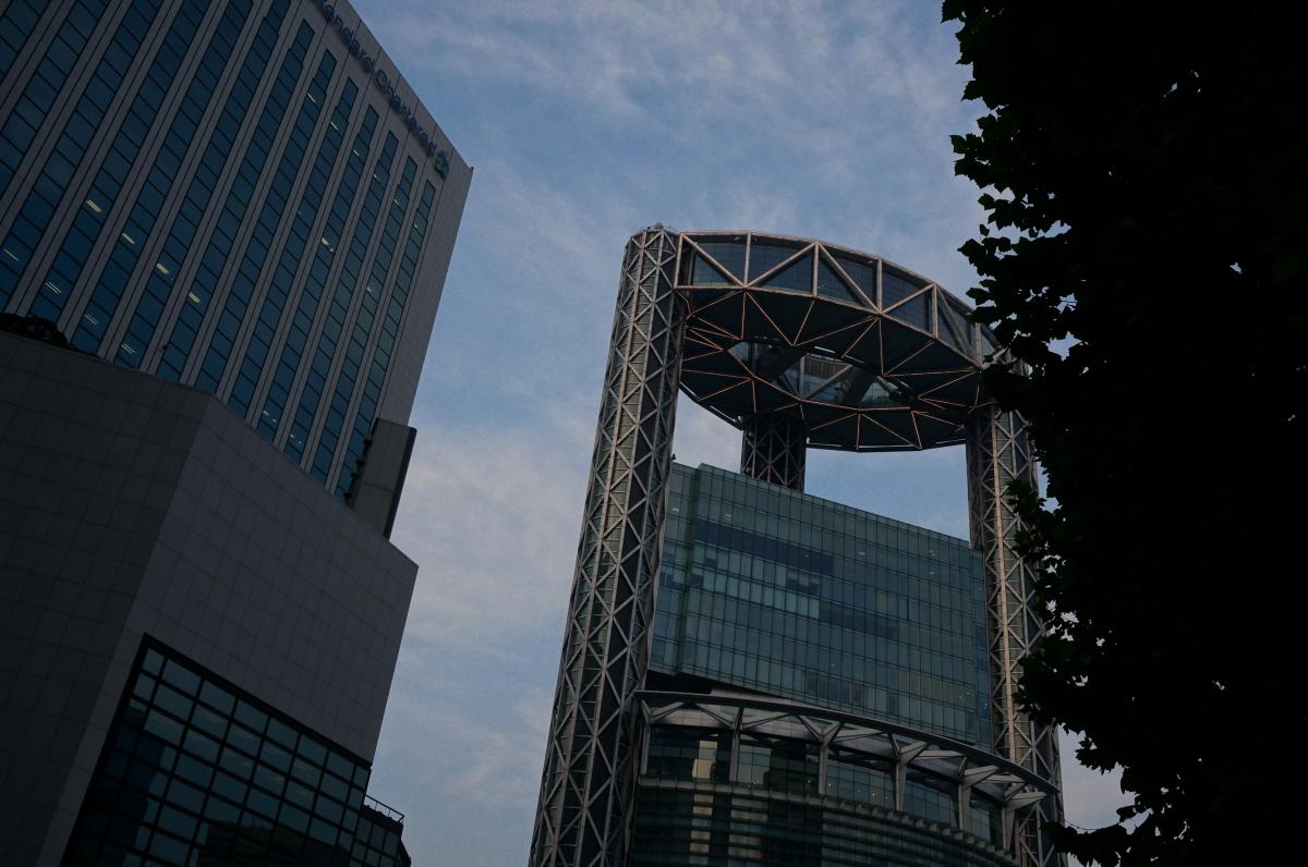 야경이 아름다운 종로타워 33층  탑클라우드 Top Cl..