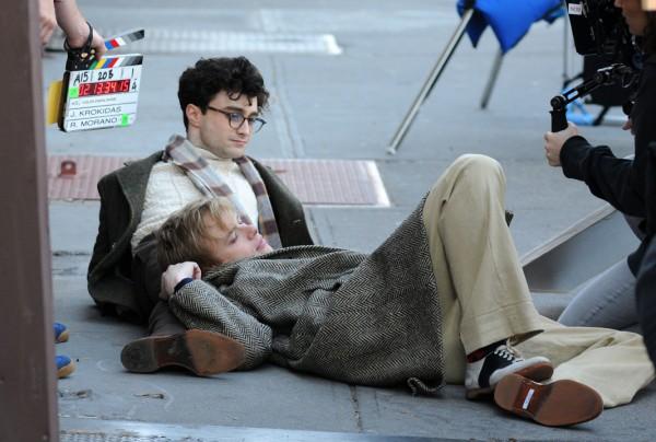 """다니엘 레드클리프의 새 영화, """"킬 유어 달링스"""" .."""