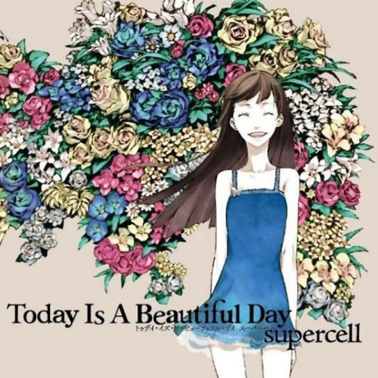 Album Today Is A Beautiful Day 04 Track [Su..