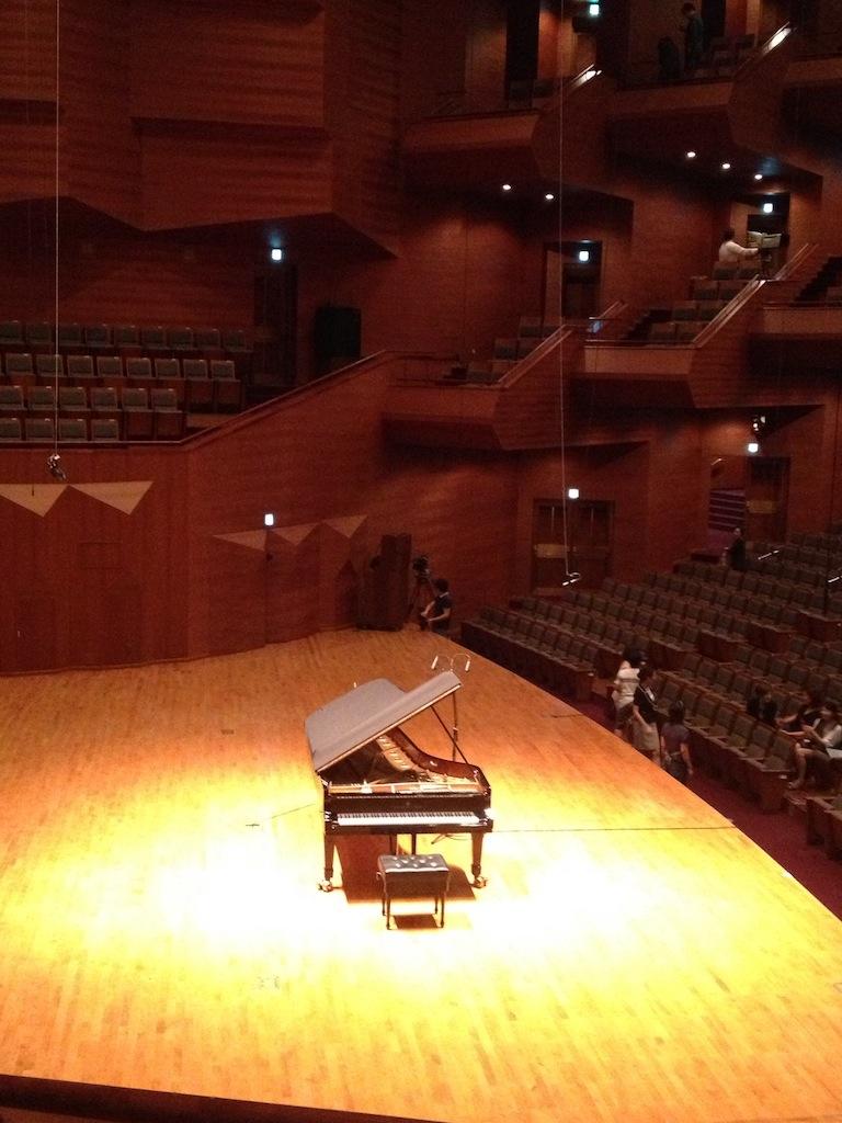 Kun-Woo Paik Piano Recital - Schubert (2013..