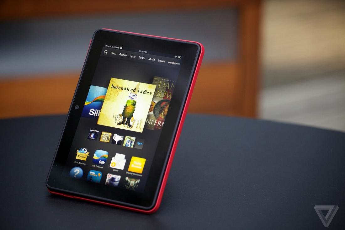 아마존, 가성비 끝판왕 '킨들 파이어 HDX' 발표