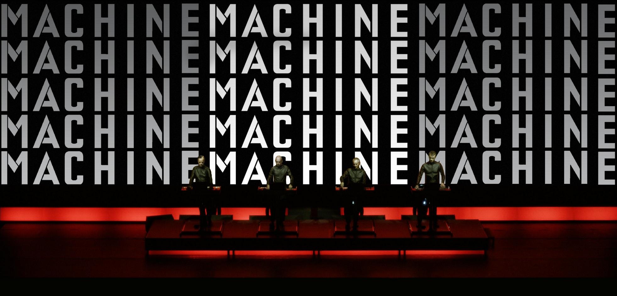 크라프트베르크(Kraftwerk)의 전자음악