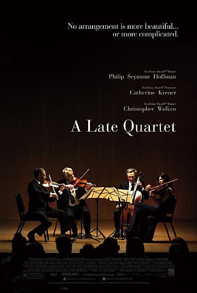 [영화] 마지막 사중주 (A Late Quartet)
