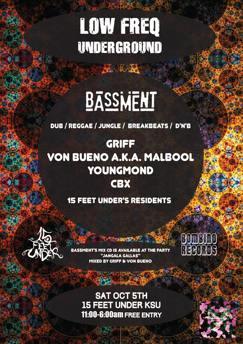 BASSment: Low Freq Unedrground Vol.2